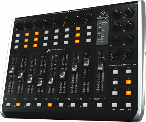 Behringer X-TOUCH COMPACT по цене 21 990 руб.
