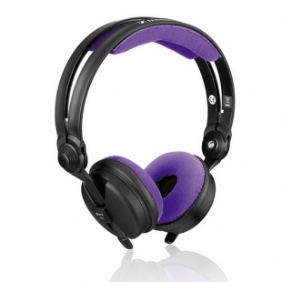ZOMO Earpad Set for Sennheiser HD 25 Velour Violet по цене 1 740 руб.