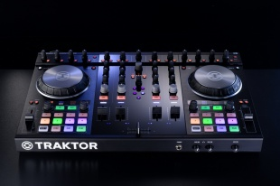 Native Instruments Traktor Kontrol S4 Mk2 по цене 42 090 руб.