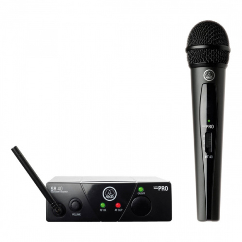 AKG WMS40 Mini Vocal Set BD US25D (540.400) по цене 10 580 руб.