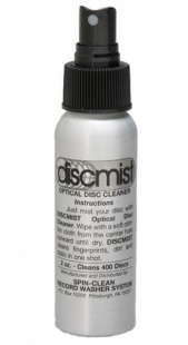 SPIN-CLEAN DISCMIST OPTICAL DISC CLEANER 60 ml по цене 1 800 руб.