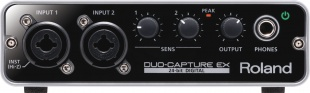 Roland DUO-CAPTURE EX (UA-22) по цене 10 990 руб.