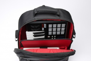 Magma DIGI Control-Backpack XL black/red по цене 9 500 руб.