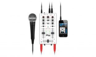 IK Multimedia iRig MIX по цене 7 776 руб.