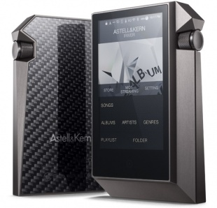 ASTELL&KERN AK240 256Gb Stainless steel по цене 153 590 руб.
