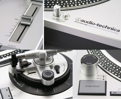 Audio-Technica AT-LP120USBC по цене 24 220.80 руб.