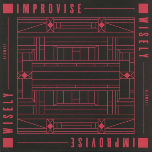 "Redmist ‎– Improvise Wisely (12"") по цене 1 900 руб."