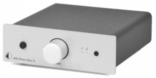 Pro-Ject A/D PHONO BOX S (silver) по цене 13 000 руб.