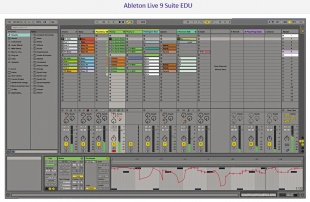 Ableton Live 9 Suite EDU по цене 28 060 руб.
