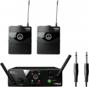 AKG WMS40 Mini2 Instrumental Set по цене 17 100 руб.