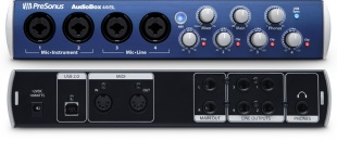 PreSonus  AudioBox 44VSL по цене 20 923 руб.