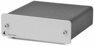 Pro-Ject PHONO BOX DC (silver) по цене 7 700 руб.