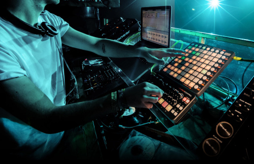 Novation Launch Control по цене 6 200 руб.