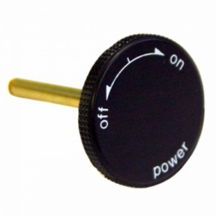 Technics Power Knob For SL Mk2 по цене 880 руб.