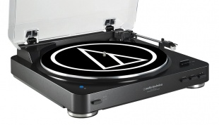 AUDIO-TECHNICA AT-LP60BT BK по цене 14.00 руб.