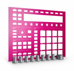 Native Instruments Maschine Mk2 Custom Kit Pink Champagne по цене 600.00 руб.