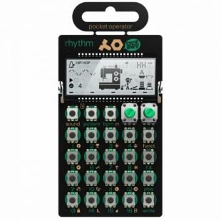 Teenage Engineering PO-12 Rhythm по цене 6 000 руб.