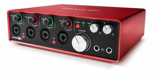 FOCUSRITE Scarlett 18i8 2nd Gen USB по цене 24 000 руб.