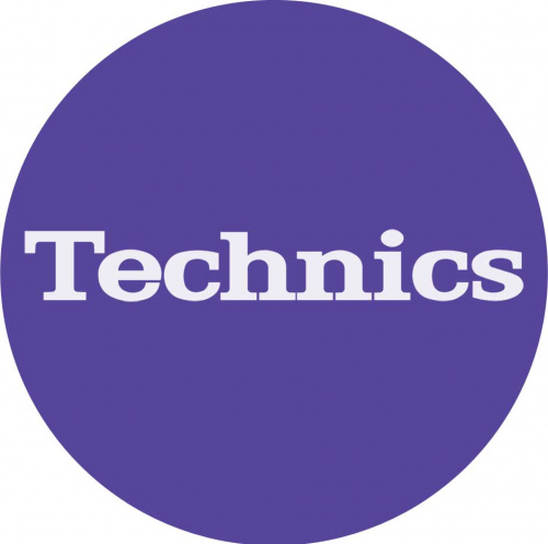 Slipmat-Factory Technics Purple Slipmats (Пара) по цене 1 350 ₽