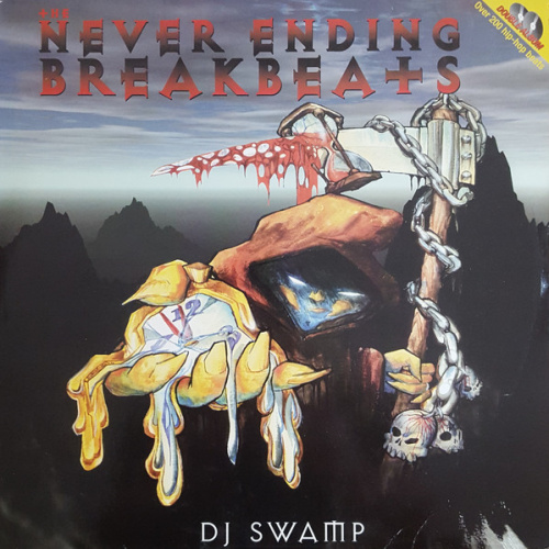 "DJ Swamp - Never ending breakbeats (12"")  по цене 1 900 руб."