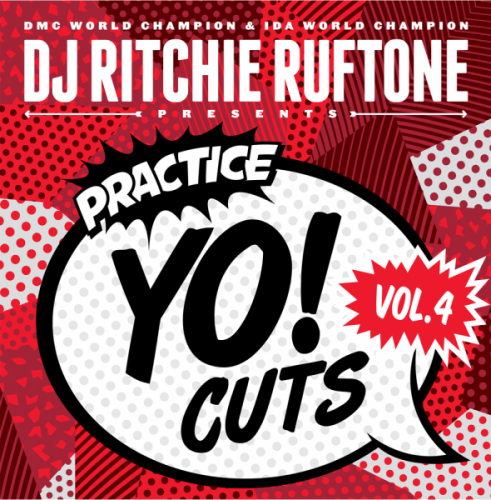 "DJ Ritchie Ruftone - Practice Yo! Cuts Vol.4 Limited Edition (12"")  по цене 2 000 руб."