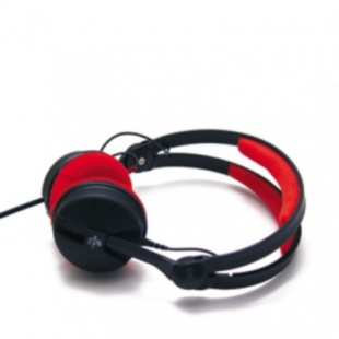 ZOMO Earpad Set for Sennheiser HD 25 Velour Red по цене 1 710 руб.