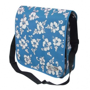 Zomo Recordbag Street-1 Flower Blue по цене 2 200 руб.
