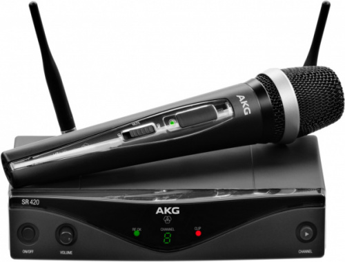 AKG WMS420 Vocal Set Band U2 (614.1-629.9) по цене 28 190 руб.