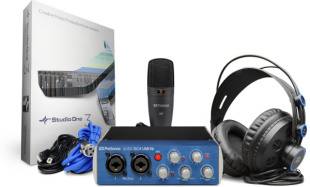 PreSonus AudioBox 96 STUDIO по цене 18 673 руб.