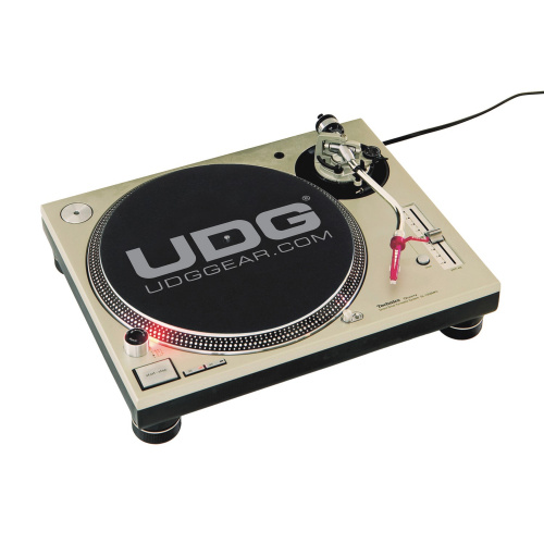 UDG Turntable Slipmat Set Black / Silver по цене 1 050 руб.