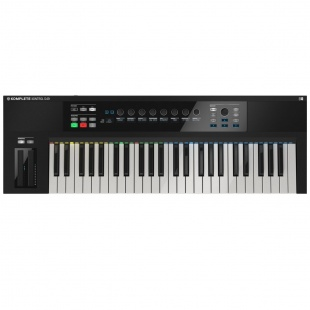 Native Instruments Komplete Kontrol S49 по цене 36 100 руб.
