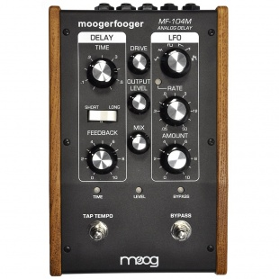 Moog MF-104M Analog Delay по цене 54 400 руб.