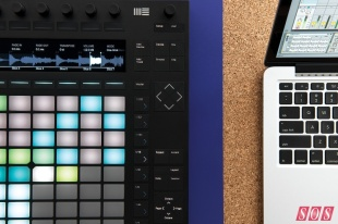 Ableton Push 2 + Live 9 Suite по цене 46 521.50 руб.