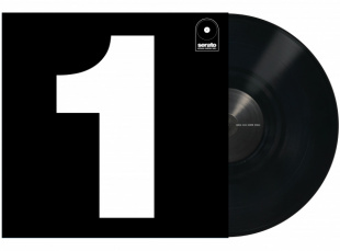 "Serato 12"" Control Vinyl Performance Series (одна штука) - Black по цене 1 610 руб."