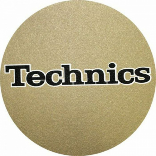 Slipmat-Factory TECHNICS GOLD (Пара) по цене 1 280 руб.