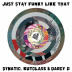 "Symatic, Kutclass & Darcy D - Just Stay Funky Like That (7"")  по цене 1 800 руб."