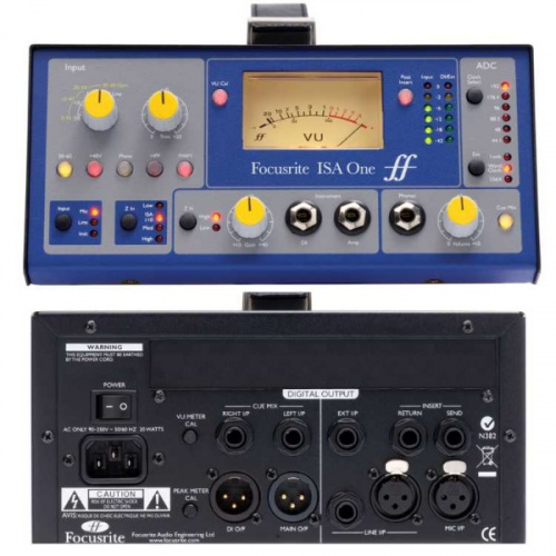 FOCUSRITE ISA One Analogue по цене 56 000 руб.