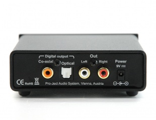 Pro-Ject BLUETOOTH BOX S (silver) по цене 11 210 руб.