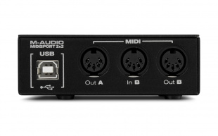 M-Audio MidiSport 2x2 USB по цене 4 800 руб.