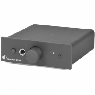 Pro-Ject Head Box S USB Black по цене 12 900 руб.