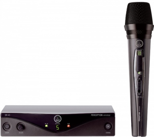AKG Perception Wireless 45 Vocal Set BD U2 (614-629) по цене 18 770 руб.