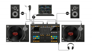 Native Instruments Traktor Kontrol S8 по цене 73 017 руб.