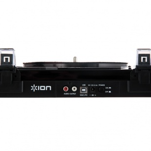ION Audio Pure LP Black по цене 5 900 руб.