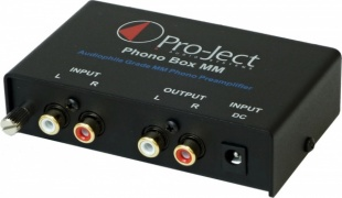 Pro-Ject PHONO BOX MM (black) по цене 6 100 руб.