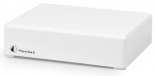 Pro-Ject PHONO BOX E (white) по цене 4 550 руб.