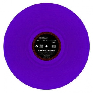 "Serato Scratch Live 12"" Vinyl Purple по цене 1 370 руб."