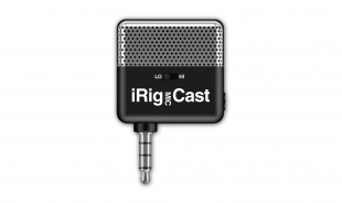 IK Multimedia iRig MIC Cast по цене 3 330 руб.