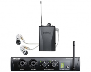 SHURE EP2TR215CL R8 800 - 814 MHz по цене 52 000 руб.