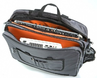 UDG Ultimate CourierBag DeLuxe Steel Grey, Orange Inside по цене 6 400 руб.