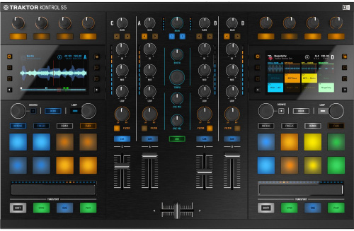 Native Instruments Traktor Kontrol S5 по цене 58 080 руб.